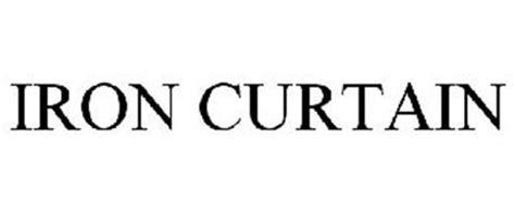hellenbrand iron curtain iron curtain trademark of hellenbrand inc serial number