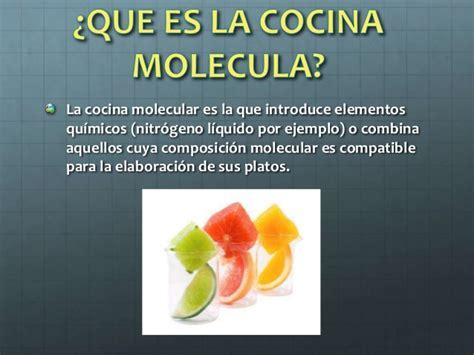 que es layout en gastronomia cocina molecular