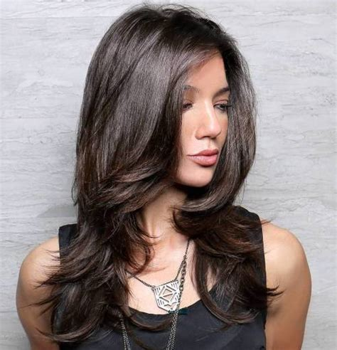Layer Cut Hairstyles For Long Hair | 80 cute layered hairstyles and cuts for long hair in 2016