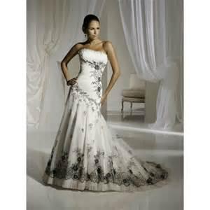 white wedding dress vip dresses white wedding dress with something black