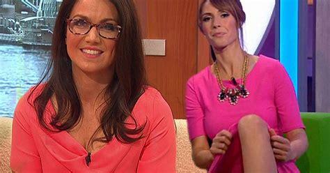 alex jones mini skirt school susanna s dress splits open 7 more awkward