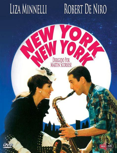 MOVIE POSTERS: NEW YORK, NEW YORK (1977)