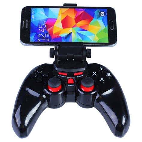 android joystick dobe bluetooth wireless gamepad joystick for android and ios ti 465 black jakartanotebook