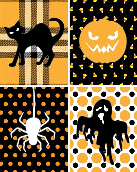printable free halloween decorations cute printable halloween decorations nice decoration