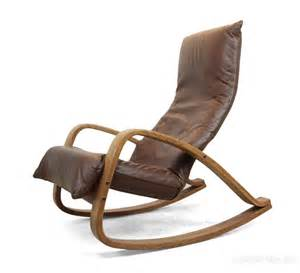 antiques atlas mid century leather chairs by fritz hansen c1960 leather rocking chair floors doors interior design