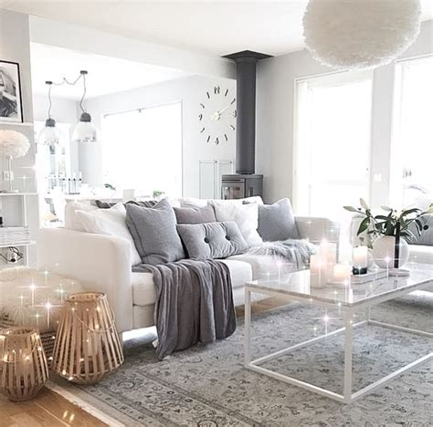 grey and white living room decor white living room decor fionaandersenphotography
