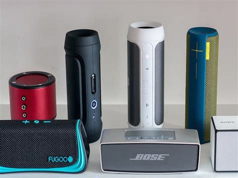 best speakers the best bluetooth speakers of 2017 reviews zone