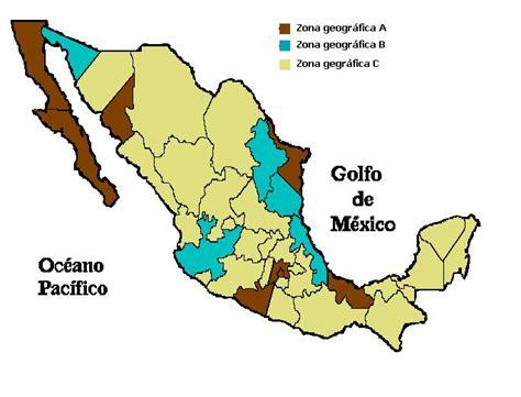 creando n minas tiempo normal salarios minimos por zonas economicas en mexico salarios