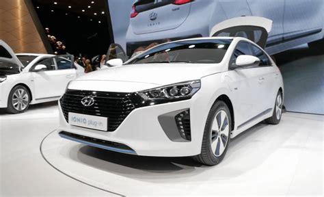 Hyundai Ioniq Electric 2020 by Hyundai Electric Car 2020 Ioniq And Kona Review