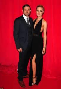 jacqueline jossa and jorgie porter at 2014 british soap