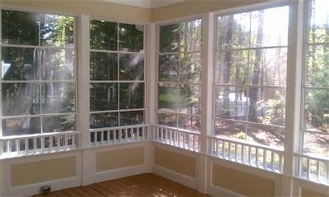 half wall screened porches half wall truly give a