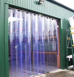 heavy duty strip curtains to 5m redwood strip curtains