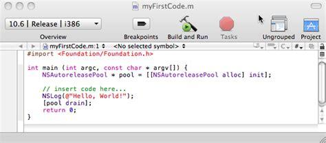 tutorial xcode c open source with iphone ipad objective c tutorial 2012