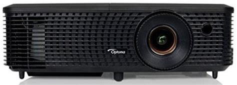 Proyektor Optoma S341 optoma s341 3d dlp projector review techy