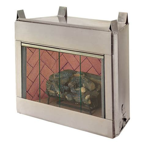 Alpine Gas Fireplace by Fmi Alpine 36 Inch Stainless Steel Outdoor Vent Free