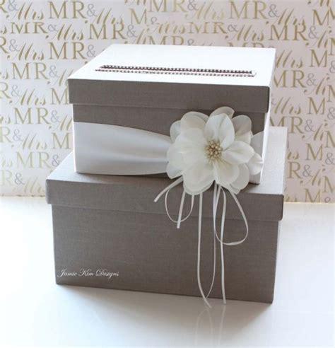Wedding Gift Luxury by Luxury Wedding Gift Card Box Diy Wedding Ideas