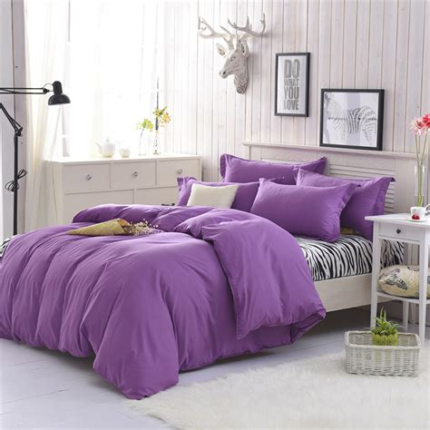 Solid Color Bedding Sets Solid Colors And Zebra Pattern King 6size