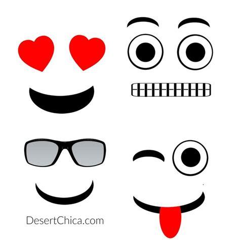 printable emoji mask 25 best ideas about emoji faces on pinterest birthday