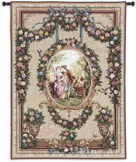 Tapestry Decor by Courtship Renaissance Tapestry Wall Hanging Classic
