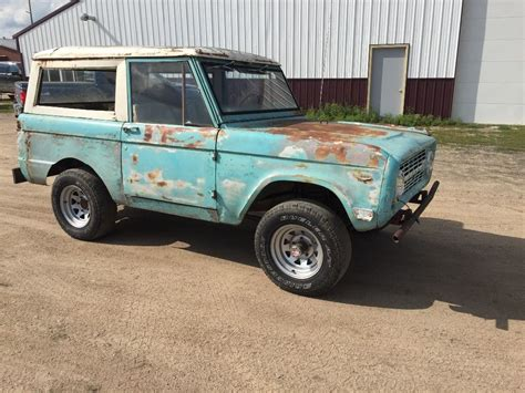 1968 Ford Bronco by 1968 Ford Bronco For Sale