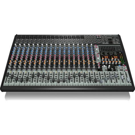 behringer eurodesk sx2442fx mixer belfield