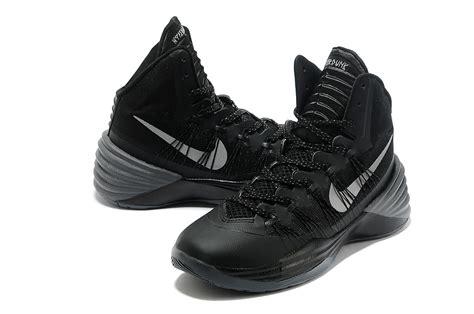 black basketball shoes comfortable nike hyperdunk xdr basketball shoes