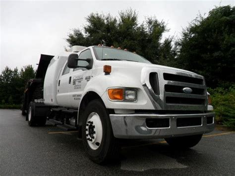 Crew Cab Sleeper by Buy Used 2008 F650 Crew Cab With Sleeper In Lawrenceville