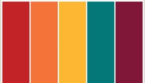 boho colors boho color scheme garage ideas in 2019 orange color