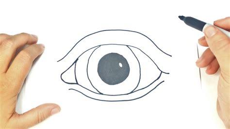 imagenes de ojos faciles de dibujar c 243 mo dibujar un ojo realista paso a paso dibujo f 225 cil de