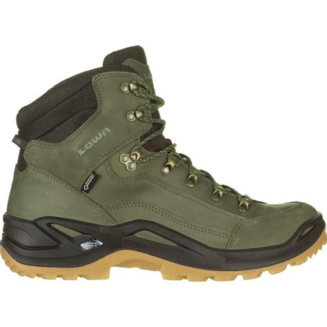 mens mid hiking boots lowa renegade gtx mid hiking boot s backcountry