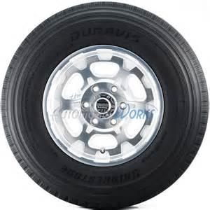 Bridgestone Truck Tires R250 1 New Lt215 85r16 Bridgestone Duravis R250 Commercial 10