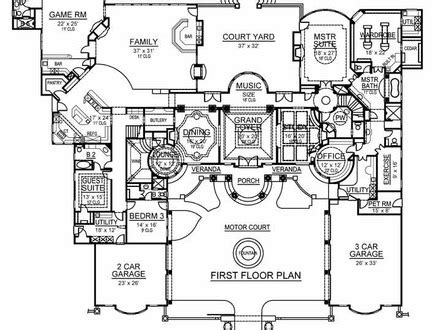 12000 Square Foot Homes 12000 Sq Ft House Plans 12000 Sq 12000 Sq Ft House Plans