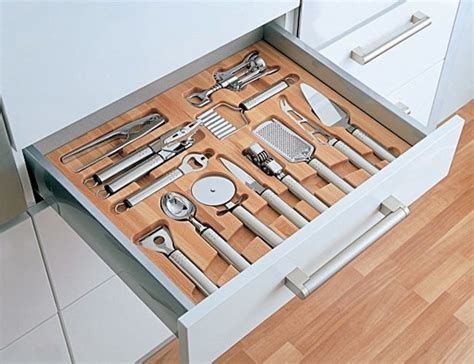 Kitchen Drawer Organizer Mise En Place Kitchen Tool Drawer Organizers Remodelista