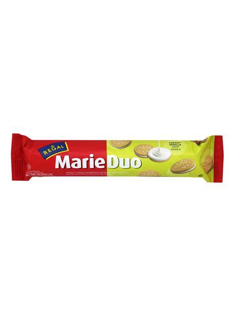 regal biskuit sandwich duo vanilla pck 125g