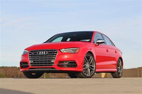 Test Audi S3 by 2015 Audi S3 Test Drive