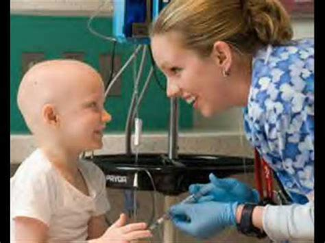 be a pediatric oncology list paediatric nursing and