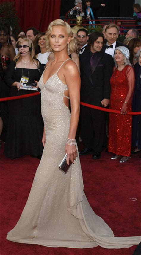 film oscar charlize theron charlize theron the most memorable oscar moments zimbio