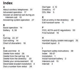 Index Online Technical Writing Indexing