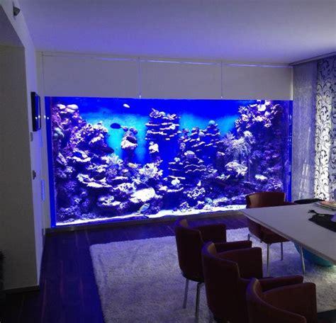 Aquarium In Wand by 8000 Liter Aquarium Aqua Tropica