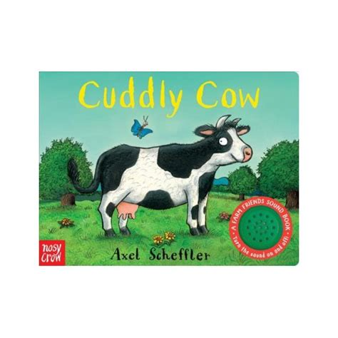 cuddly cow hardcover target