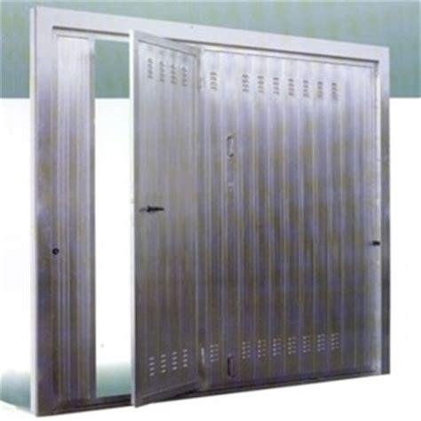 porte zincate zincate fergorautomazione