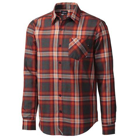Flanel Tops marmot doheny flannel shirt sleeve s backcountry