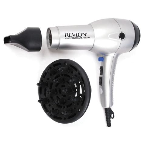 Andis 1875w Hair Dryer W Attachments andis 82005 1875 watt professional ceramic ionic hair