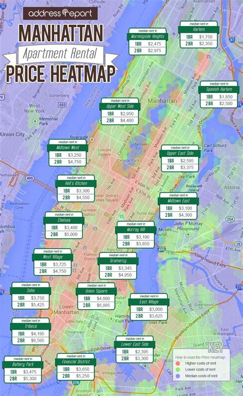 map pricing rent price map my