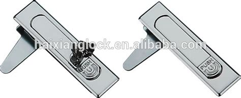 Kunci Panel Push Lock Open With Key Ms 713 B ms620 knob the button to pop the handle panel cabinet
