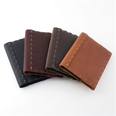 Handmade Leather Photo Albums - small handmade leather photo album rustico leather
