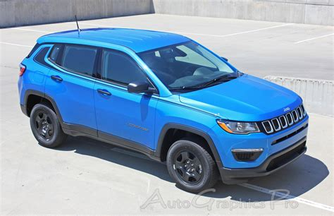jeep altitude 2018 2017 2018 jeep compass stripes quot altitude quot decal vinyl