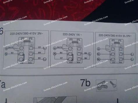 induction phase forum forum 201 lectricit 233 probl 232 me branchement en triphas 233 plaque 224 induction siemens ed651fjb1e
