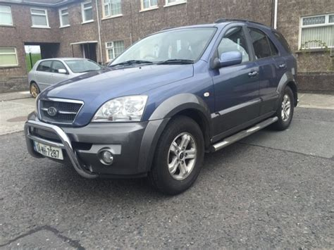 2004 Kia Sorento For Sale 2004 Kia Sorento For Sale In Dundalk Louth From Cleaner4sale