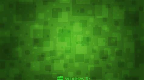 windows  wallpaper green abstract  logo hd